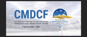 Special Olympics Alberta Winter Games